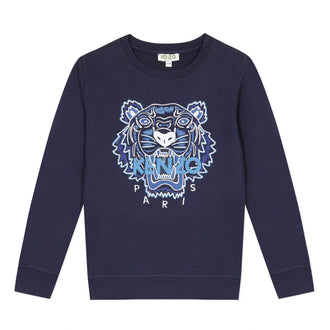 Tiger Navy Sweatshirt