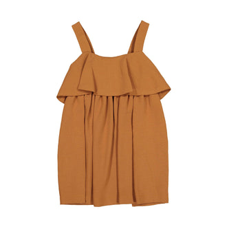 Fresno Luggage Crepe Dress