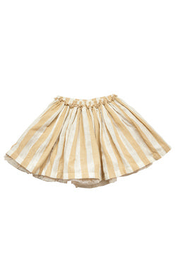 Cornstalk Stripe Gianna Skirt
