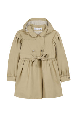 Louisiana Beige Trench Coat