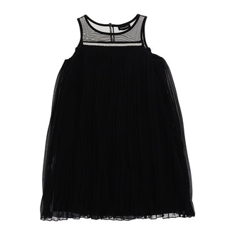 Dressy Pleated Dress