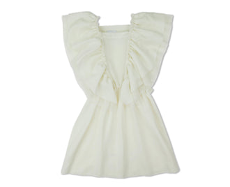Angie Off White Dress