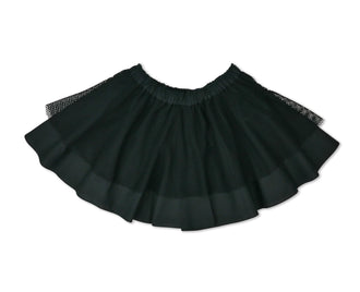 Etta Black Skirt