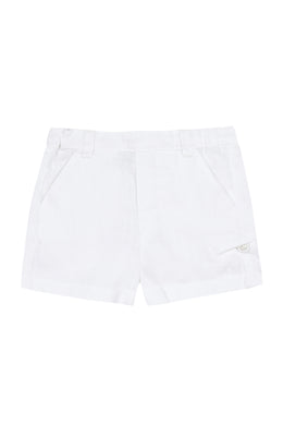 Baby Ceremonie White Shorts