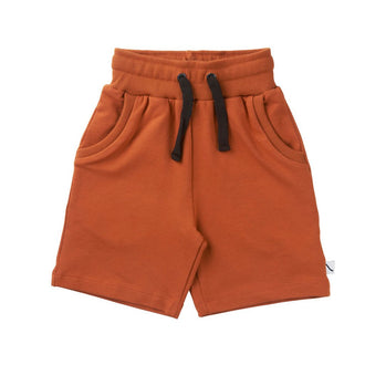 Bright Cinnamon Shorts