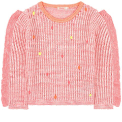 Pink Multi Knit Sweater