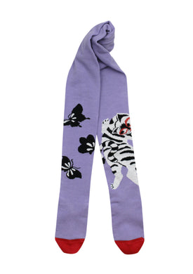 Lilac Cat Tights