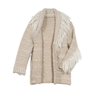 Cecilia Tan Wool Cardigan