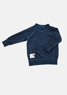 Blue Colddye Sweatshirt