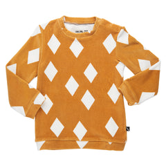 Ochre Sweater