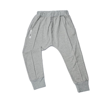 Grey Bird Pants