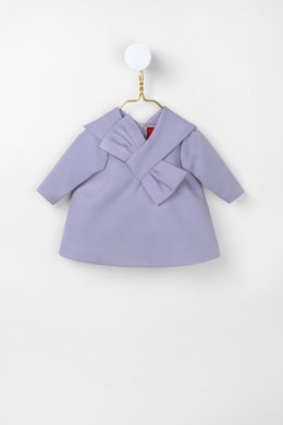 Dian Lilac Dress With Bloomer