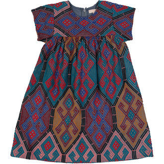 Elodie Lima Embroidery Dress