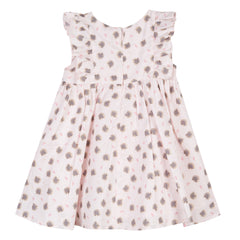 Goupil Pink Pattern Dress