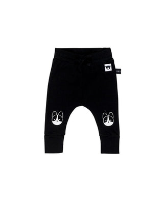 Black Frenchie Legging