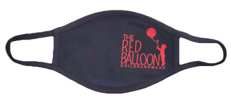 Red Balloon Fabric Mask