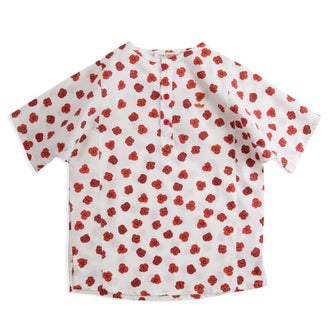 Red Poppy Shirt