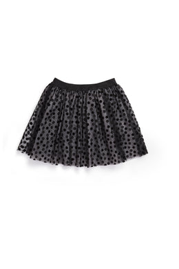Imily Black Tulle Skirt