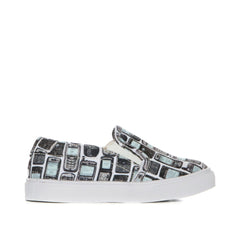 Liv Cellphone Print Shoe