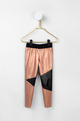Olia Copper Legging
