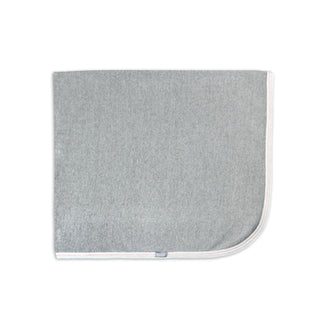 Grey Heather Blanket