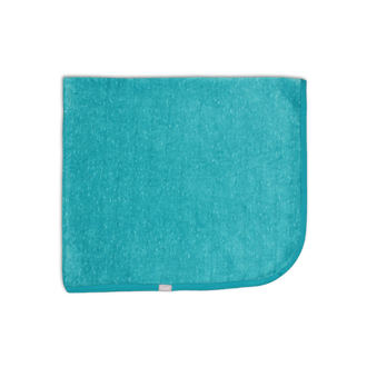 Aqua&Cream Velour Blanket