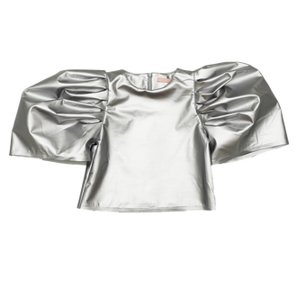 Silver Crown Blouse
