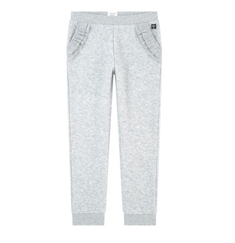 Grey Skinny Sweatpants