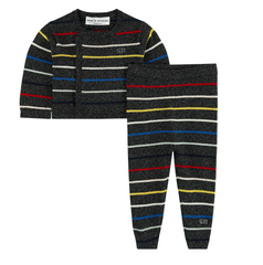 Demy Lurex Stripes set