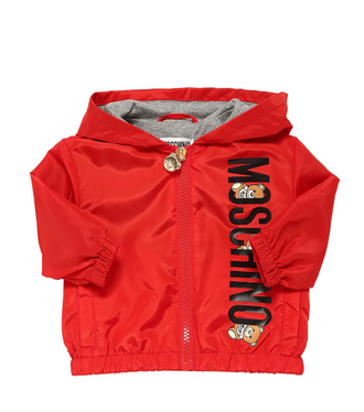 Red Logo Jacket