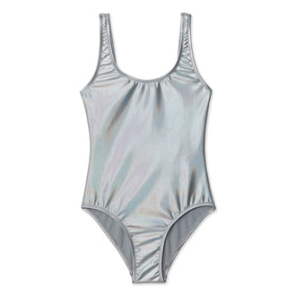 Silver Swimsuit