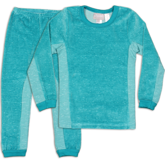 Aqua&Cream Velour Pjs