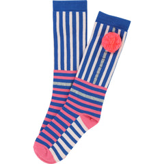 Multi Striped Socks