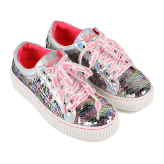 Flip Sequin Sneakers