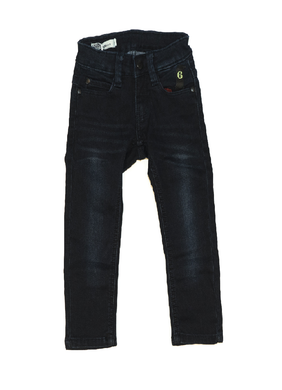 Stone Dark Pocket Super Slim Pants
