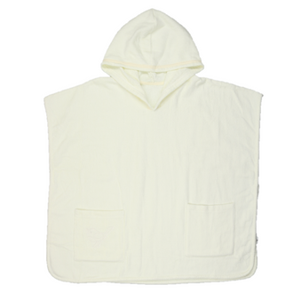 Ivory Hooded Towel