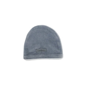Light Grey Velour Hat