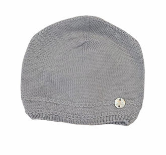 Powder Green Knit Hat
