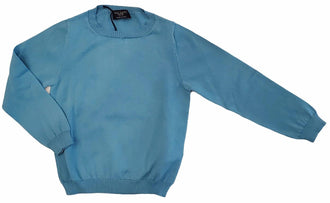 Percy Aqua Sweater