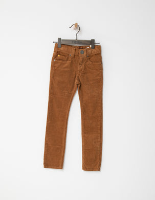 Brown Skinny Pants