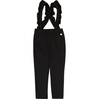 Carbon Overalls with Removable Straps