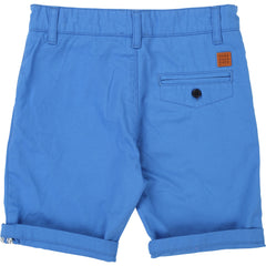 Surf Blue Bermuda Shorts