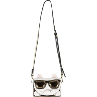 White&Gold Choupette Purse