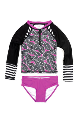 Anemone Long Sleeve Rashguard Set
