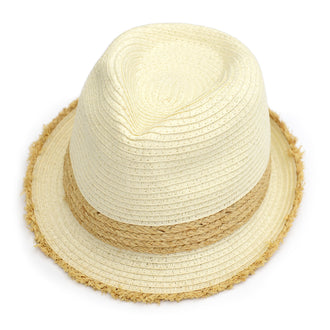 Natural Beach Vibes Fedora