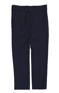 Navy Mod Suit Pants