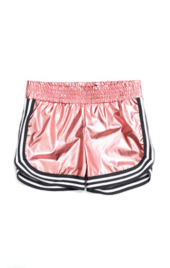 Rose Gold Lori Shorts