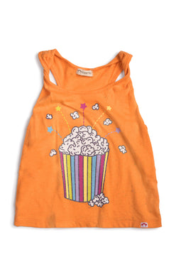 Speckled Citrus Popcorn Tank