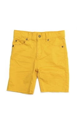 Spicy Mustard Punk Shorts