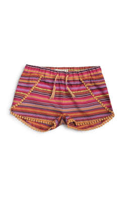 Sunrise Stripe Tao Shorts